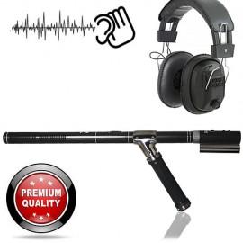 Superkardiod-Richtmikrofon von www.abhoergeraete.com