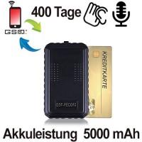 GSM-RECORD, Fernsteuerbarer Voicerecorder