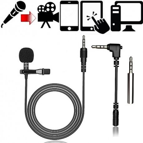 Professionelles und unauffälliges Subminiatur-Spion-Mikrofon mit erstklassiger Verstärkung.