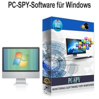 PC-SPY (Win) Umfassende Computer-Spionagesoftware