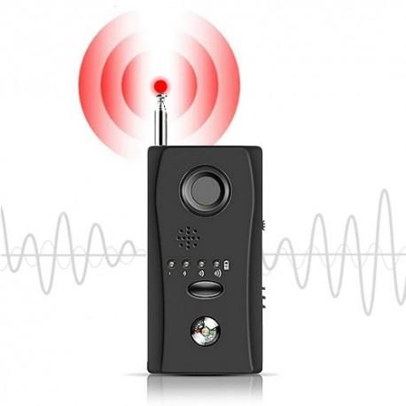 Gutes Wanzensuchgerät (1 MHz bis 6500 MHz ). Zum Aufspüren von Audio- und Video-Minispionen.