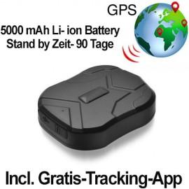 POWER Magnet GPS-Car-Tracker, Peilsender kaufen bei www.abhoergeraete.com