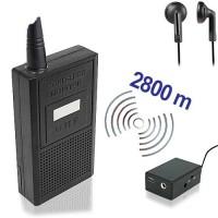 Minisender-Abhörgeräte Set-2800