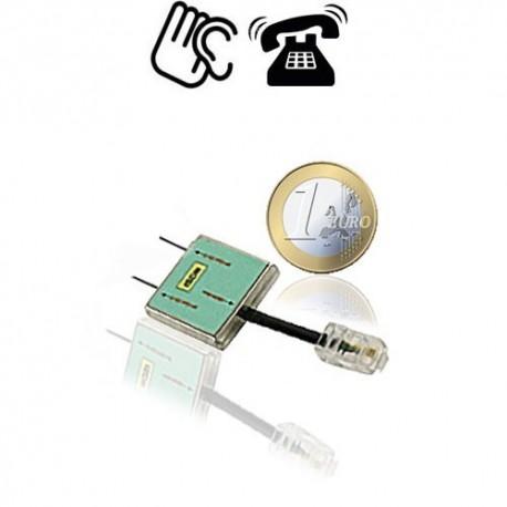 2-Kanal ISDN-Telefonsender. Ein Angebot von www.abhoergeraete.com