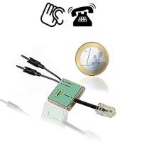 2-Kanal ISDN-VoiceRecorder-Adapter. Ein Angebot von www.abhoergeraete.com