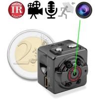 HD Mini-SpyCam mit IR-Nachtsicht. Online kaufen von www.abhoergeraete.com