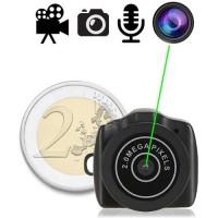 HD Mini-SpyCam, jetzt NEU!