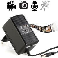 HD SpyCam im Universal-Netzteil