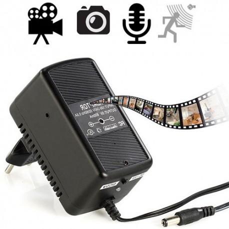HD SpyCam im Universal-Netzteil. Online kaufen von www.abhoergeraete.com