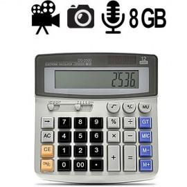HD SpyCam im Tischrechner. Online kaufen von www.abhoergeraete.com
