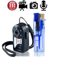 Full-HD Mini-SpyCam & IR-Nachtsicht
