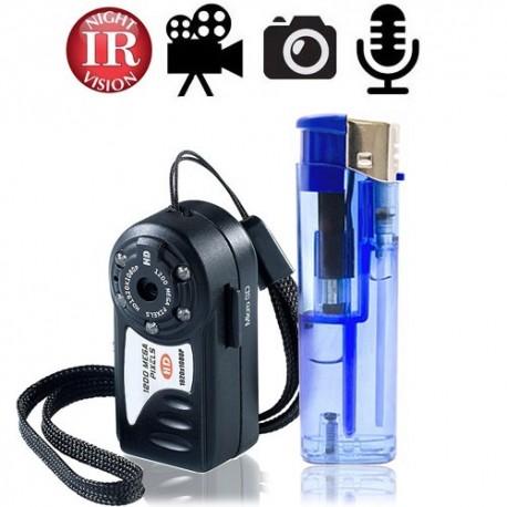 Full-HD Mini-SpyCam & IR-Nachtsicht. Online kaufen von www.abhoergeraete.com