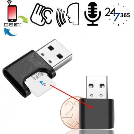 TONSPY-USB GSM-ABHÖRGERÄT