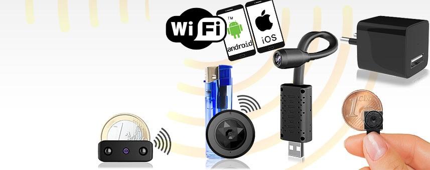 Videoüberwachung & Spionagekameras